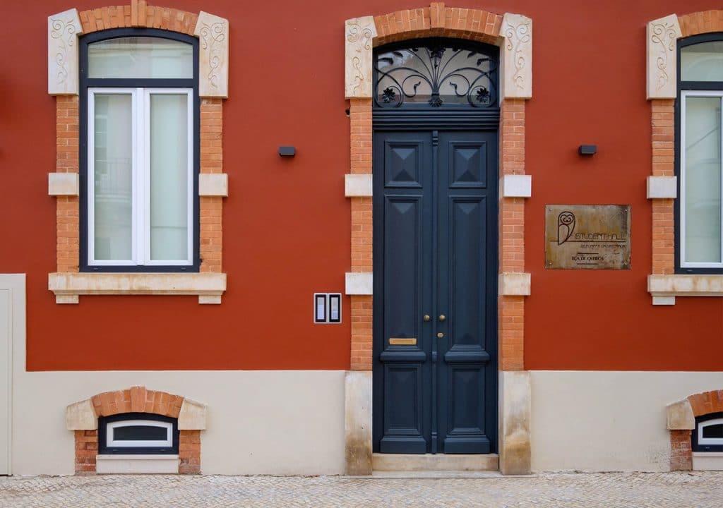 Studentall Eça de Queiroz, Coimbra