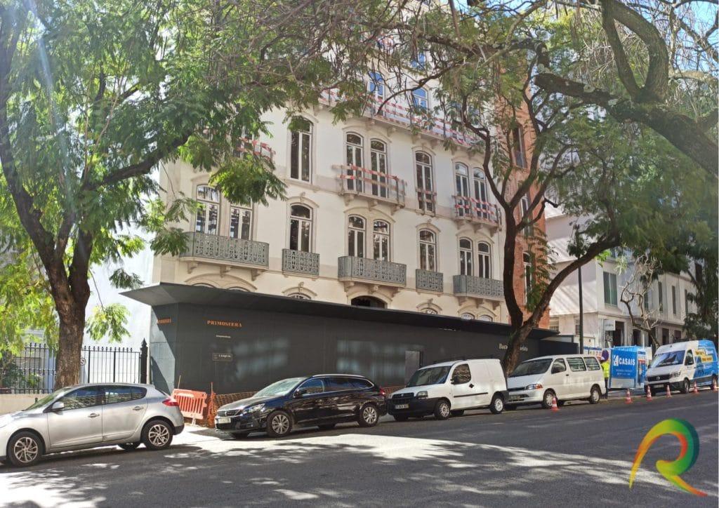 Barata Salgueiro, Lisboa